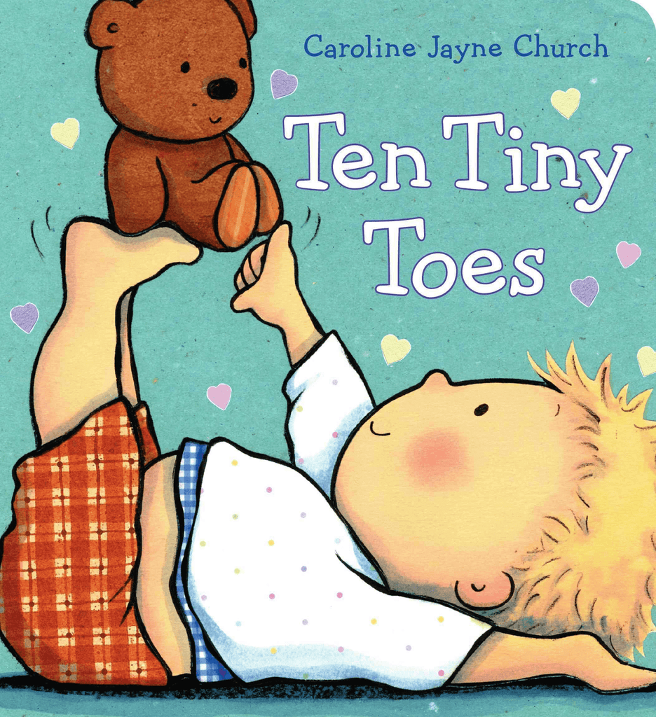 Ten Tiny Toes - owlreadersclub