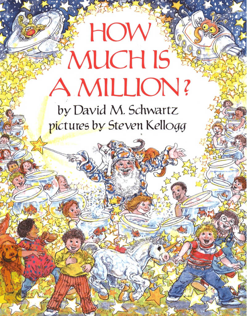 How Much Is a Million? - owlreadersclub