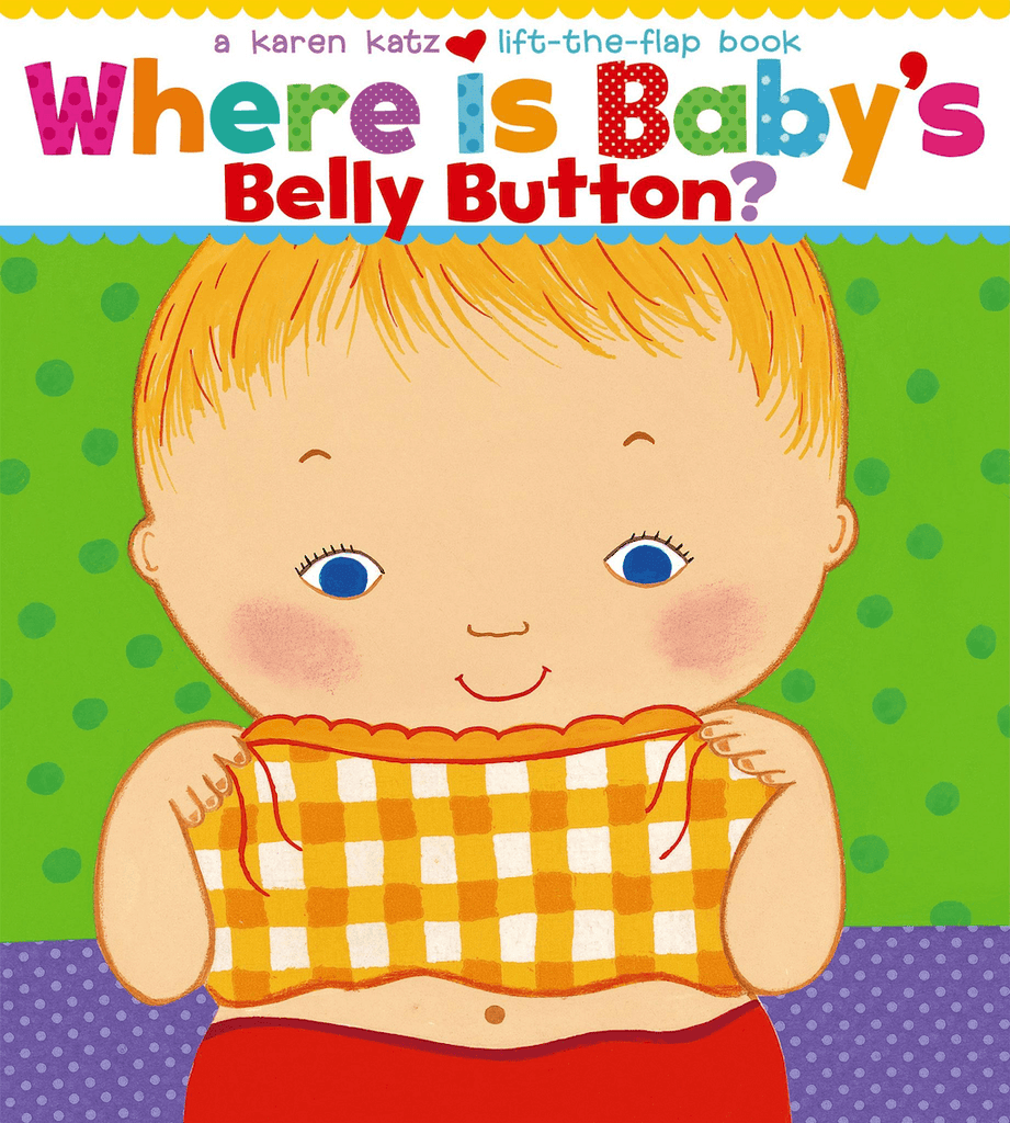 Where Is Baby's Belly Button? - owlreadersclub