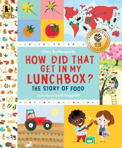 How Did That Get In My Lunchbox - The Story of Food - owlreadersclub