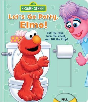 Sesame Street - Let's Go Potty, Elmo!