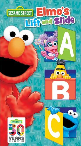 Sesame Street: Elmo's Lift and Slide ABC - owlreadersclub