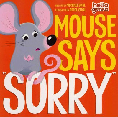 Mouse Says Sorry - owlreadersclub