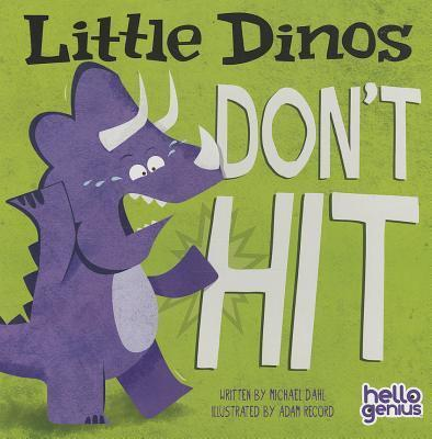 Little Dinos Don't Hit - owlreadersclub