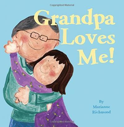 Grandpa Loves Me!