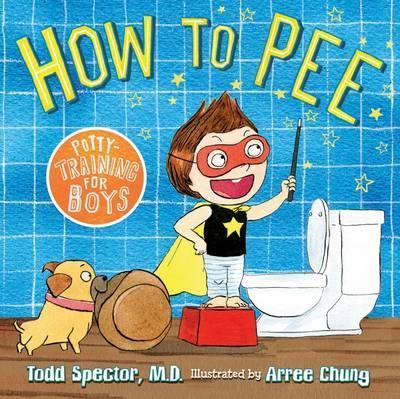 How to Pee - Potty-Training for Boys - owlreadersclub