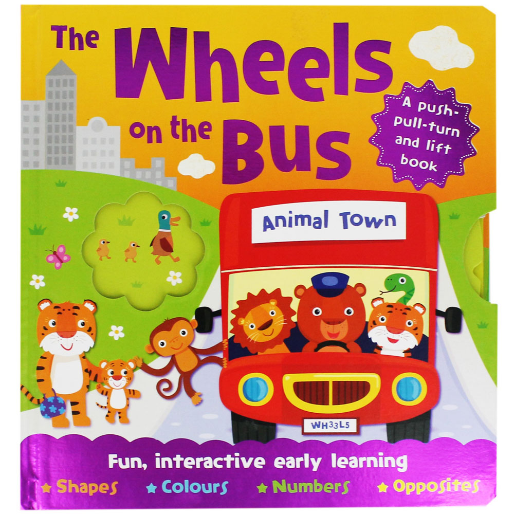The Wheels on the Bus - owlreadersclub