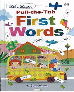 Pull the Tab First Words - owlreadersclub