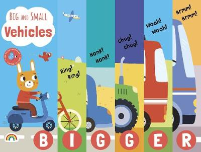 Big and Small Vehicles - owlreadersclub