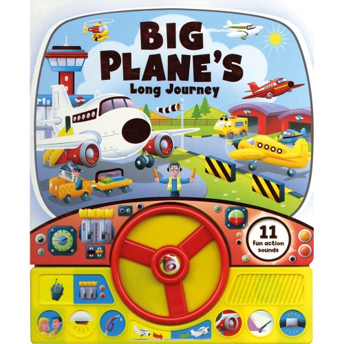 Big Plane's Long Journey - owlreadersclub