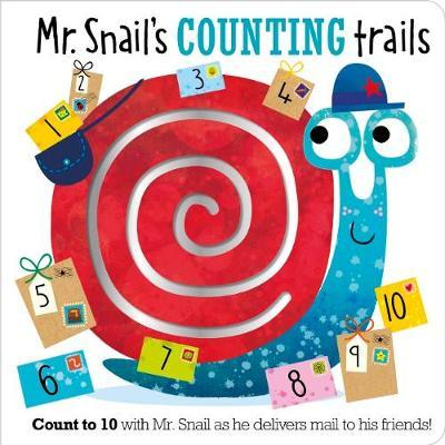 Mr Snail's Counting Trails - owlreadersclub