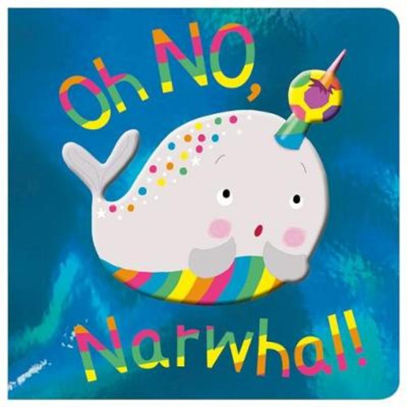 Oh No Narwhal - owlreadersclub