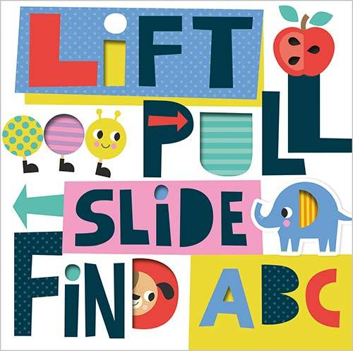 Lift, Pull, Slide and Find ABC - owlreadersclub