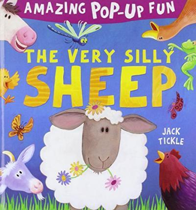 The Very Silly Sheep - Amazing Pop-Up Fun