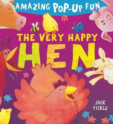 The Very Happy Hen - Amazing Pop-Up Fun