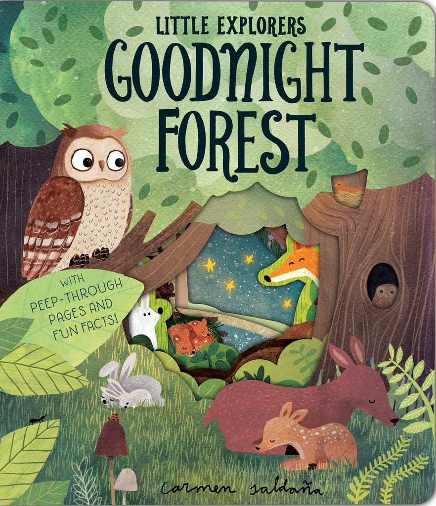 Little Explorers Goodnight Forest