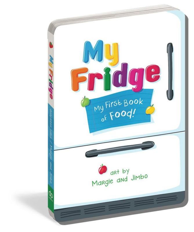 My Fridge - My First Book of Food!