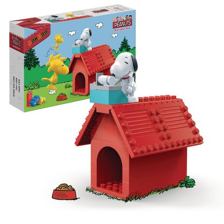 Snoopy Red House