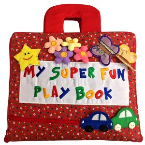 My Super Fun Play Book