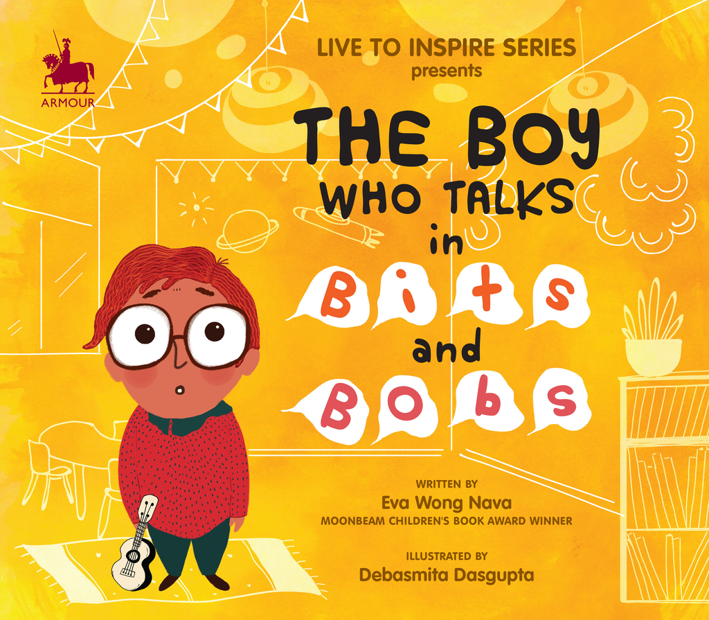 The Boy Who Talks in Bits and Bobs - owlreadersclub