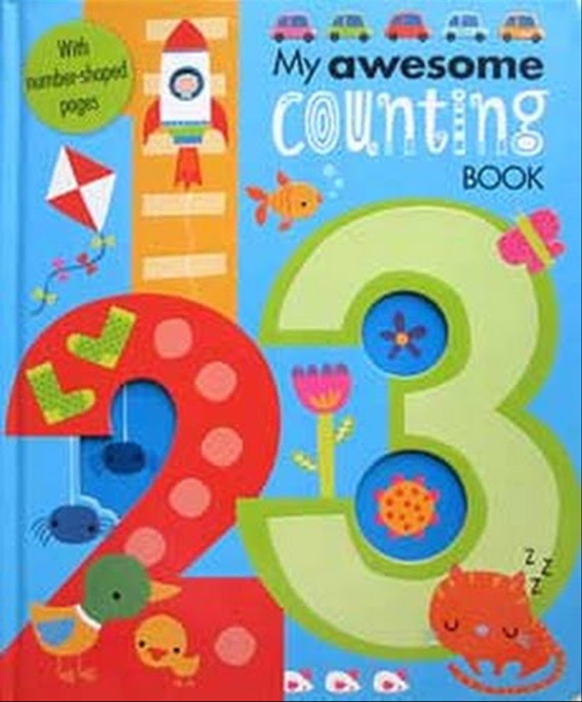 My Awesome Counting Book - owlreadersclub