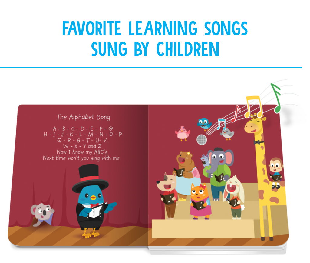 Exclusive - Ditty Bird - Learning Songs