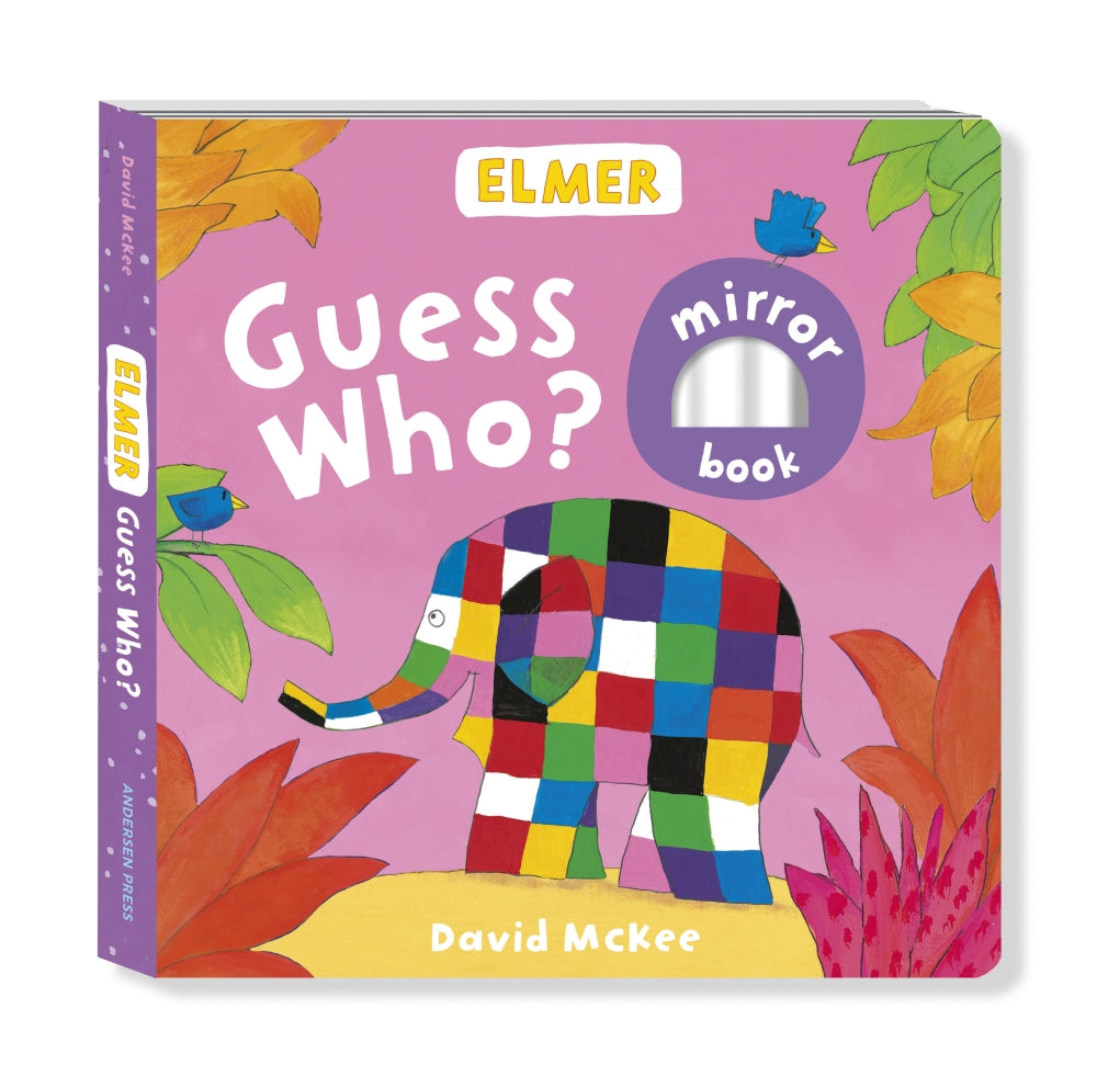 Elmer: Guess Who? - RESTOCKED