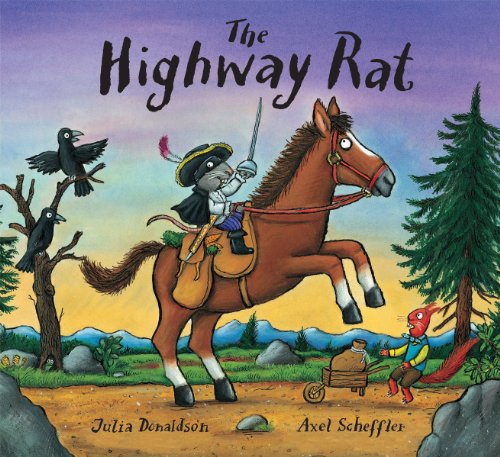 The Highway Rat - owlreadersclub
