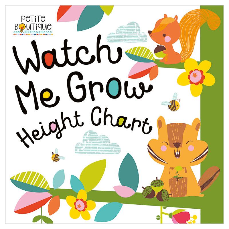 Watch Me Grow by Petite Boutique - owlreadersclub