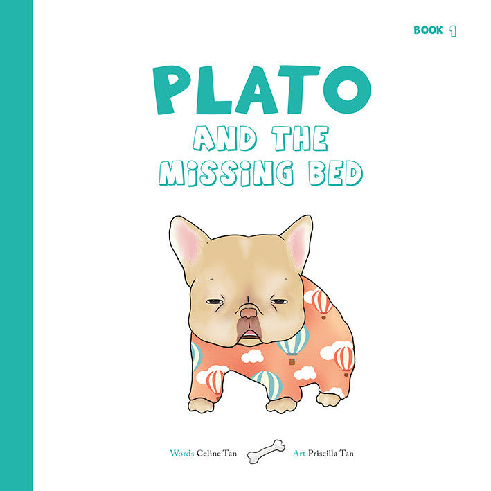 Plato and the Missing Bed - Restocked! - owlreadersclub