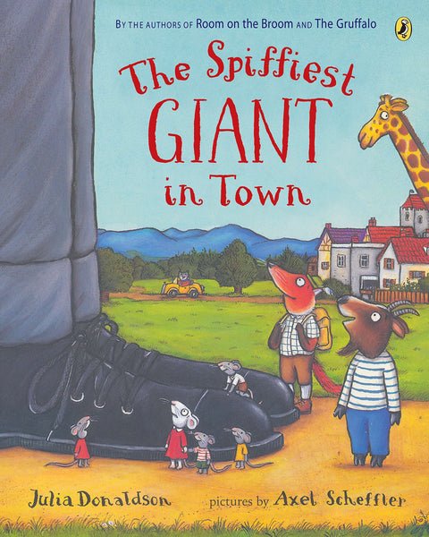 The Spiffest Giant in Town