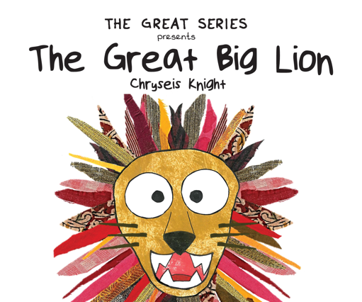 The Great Big Lion - owlreadersclub