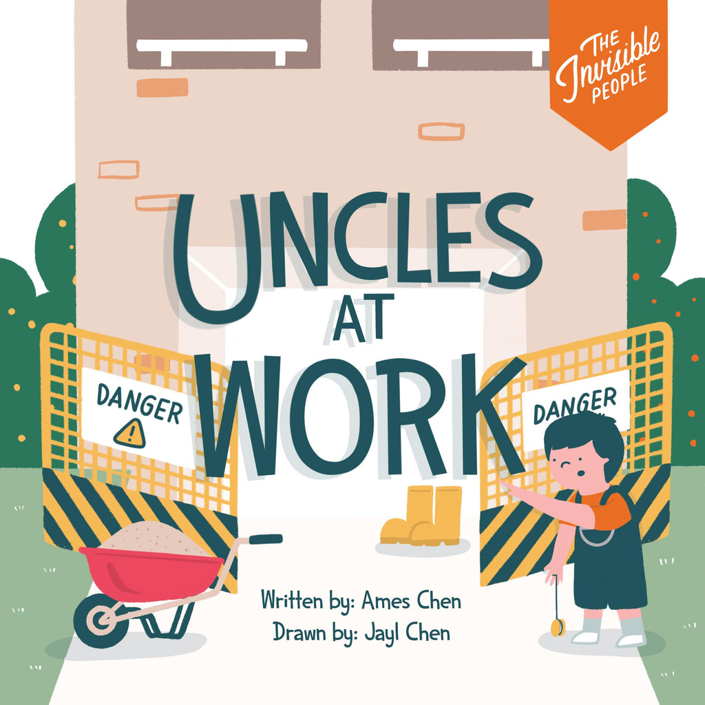 Uncles At Work - owlreadersclub