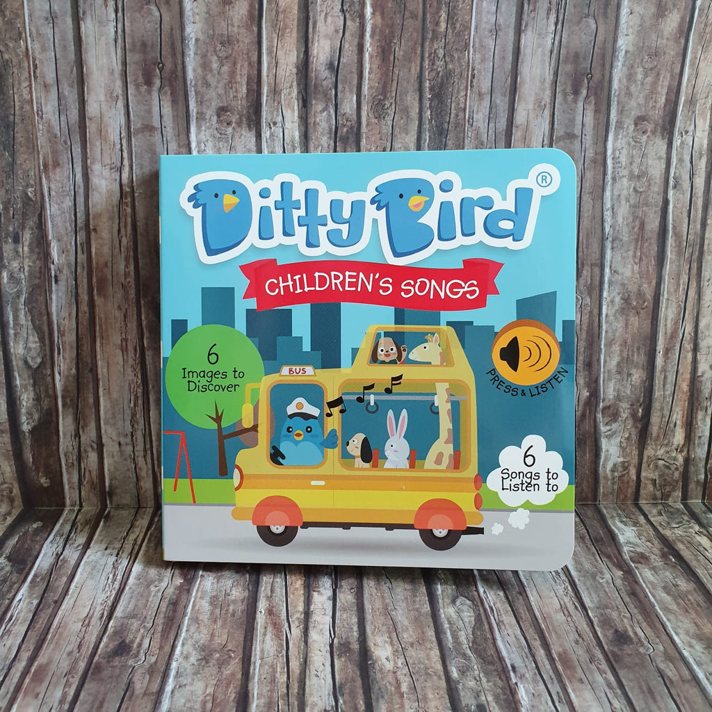 Exclusive - Ditty Bird - Children's Songs