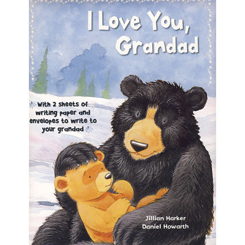 I love you, Grandad - owlreadersclub