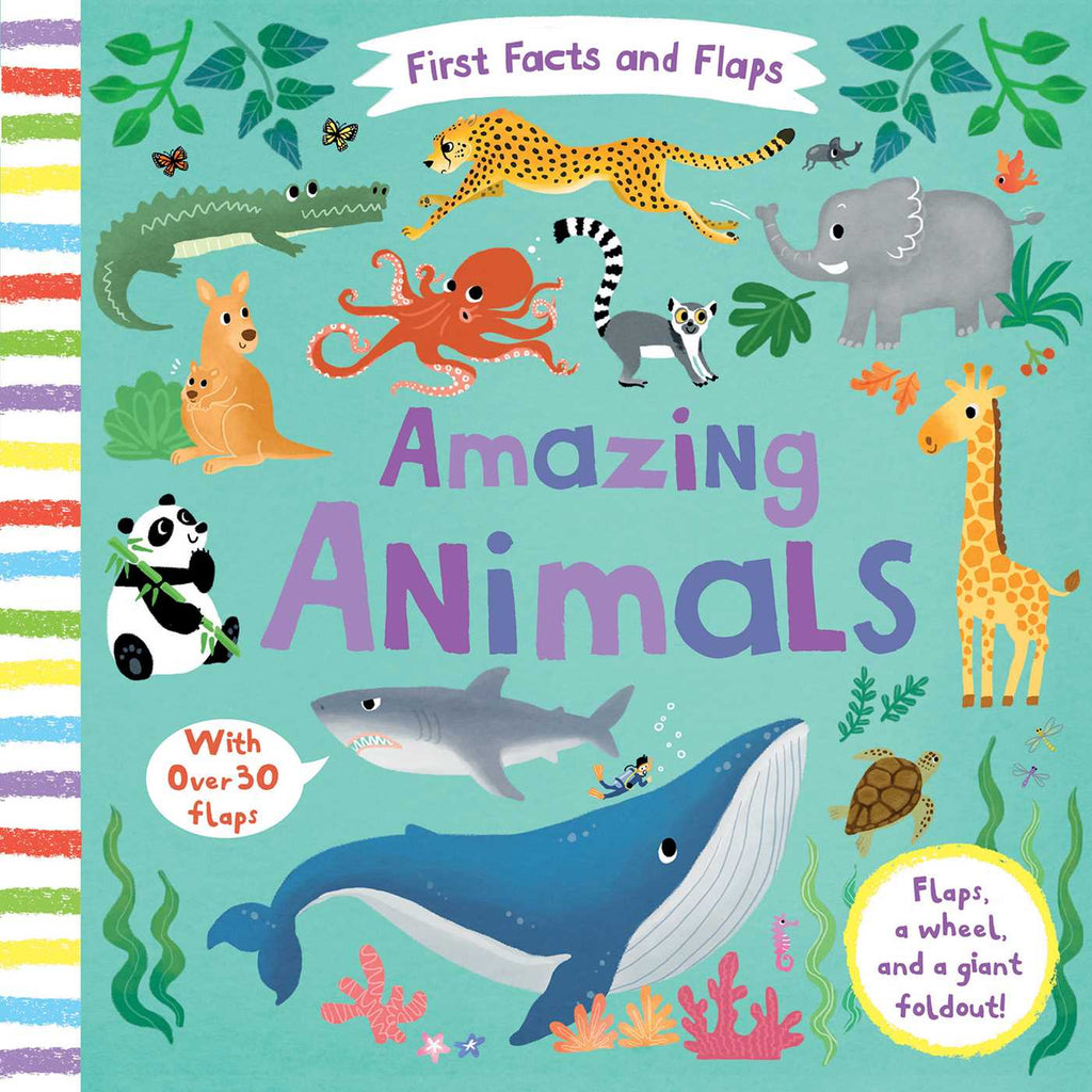 Amazing Animals - First Facts and Flaps