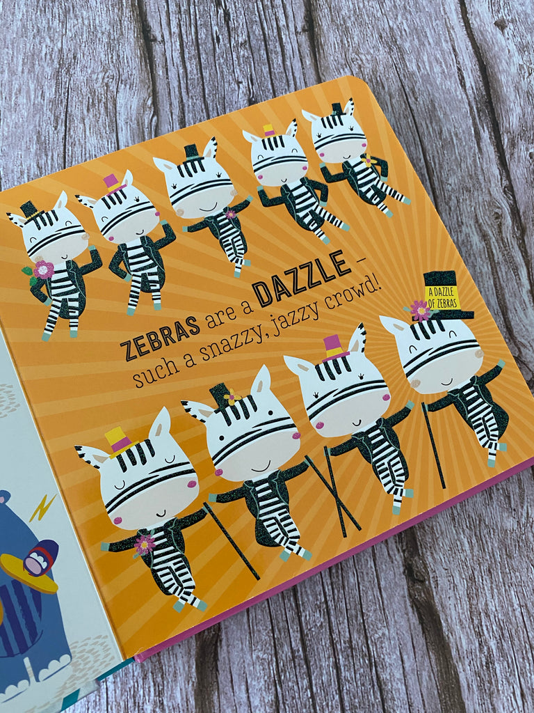 A Dazzle of Zebras