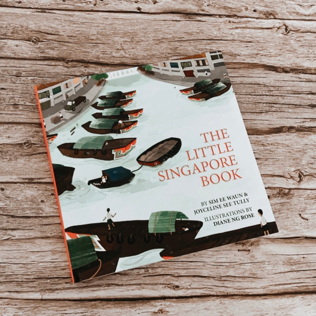 The Little Singapore Book