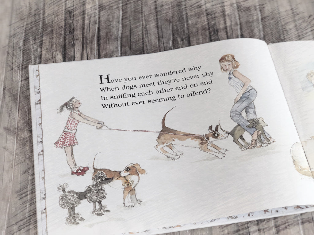 Why Dogs Sniff Bums - owlreadersclub