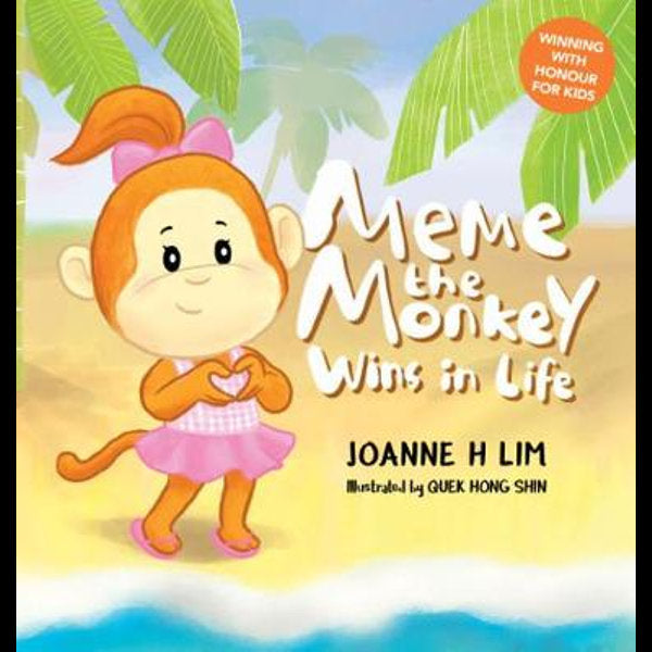 Meme the Monkey: Wins in Life
