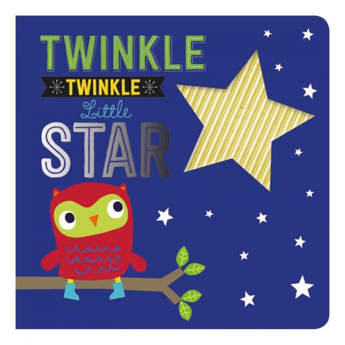 Twinkle Twinkle Little Star - Touch & Feel
