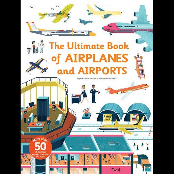 The Ultimate Book of Airplanes and Airports - owlreadersclub