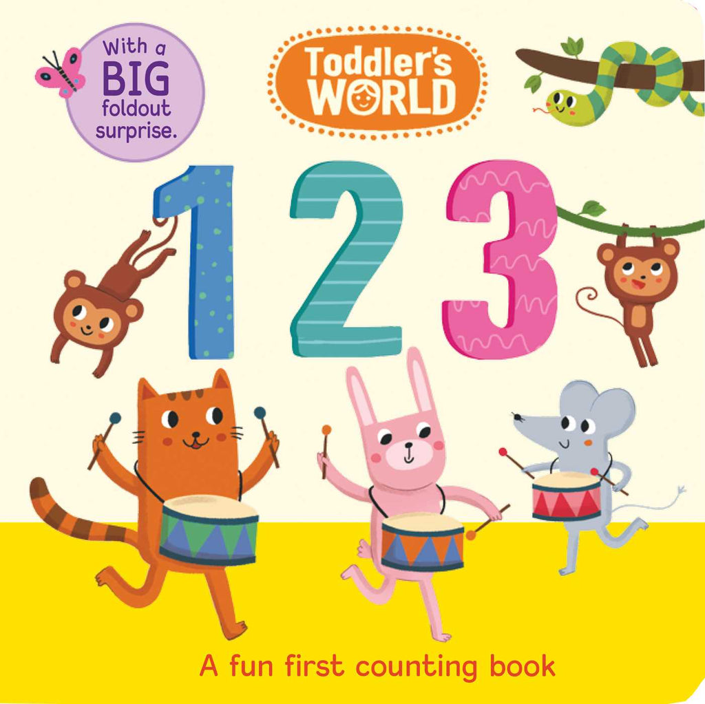Toddler's World 123 - owlreadersclub