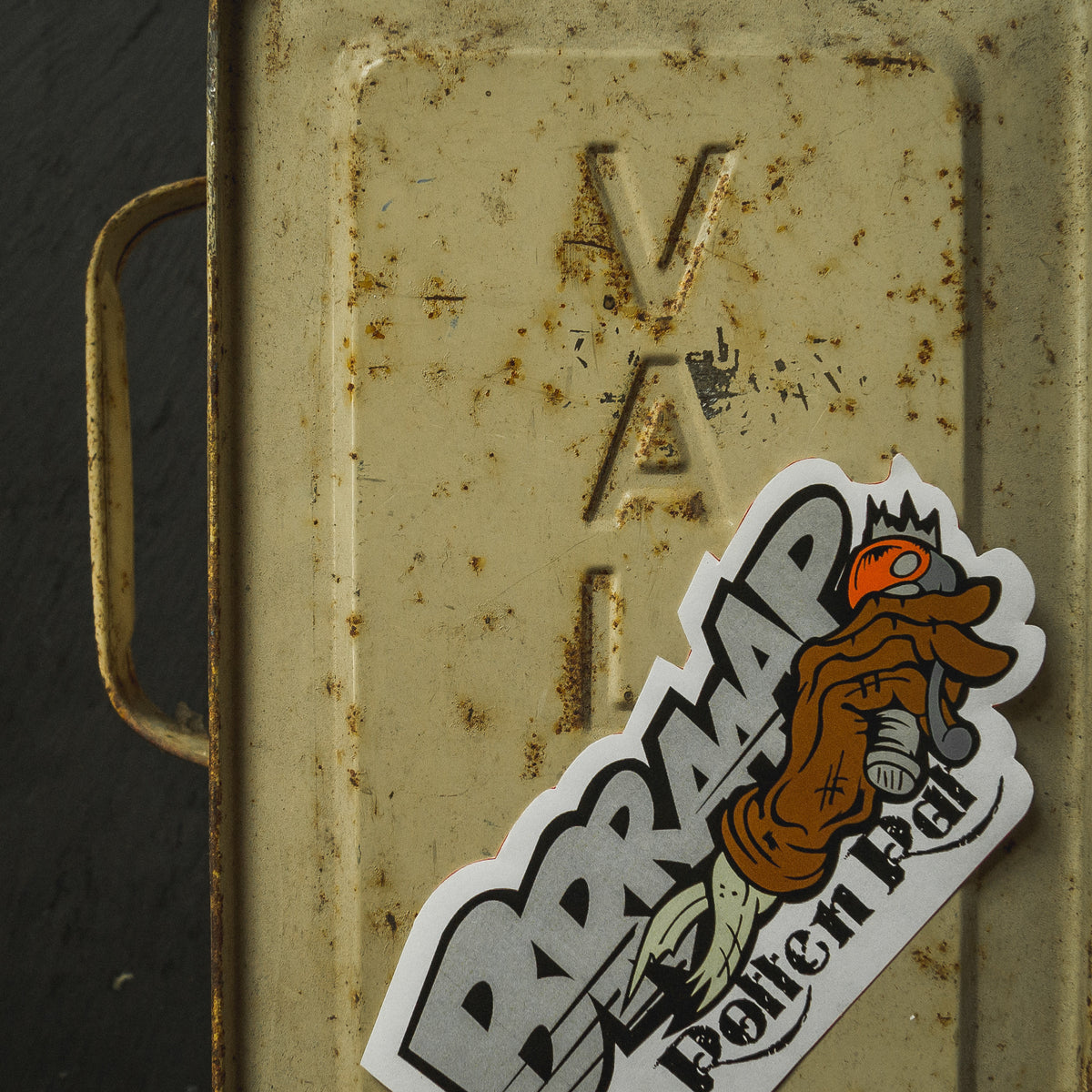 Brraaap! Stickers