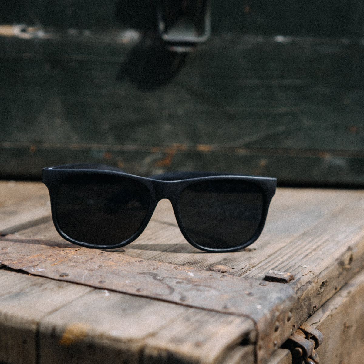 Rotten Rat Black Sunglasses