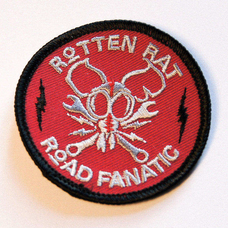 Road Fanatic Patch