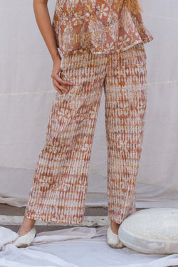 Fringe Box Pants - shopraiman