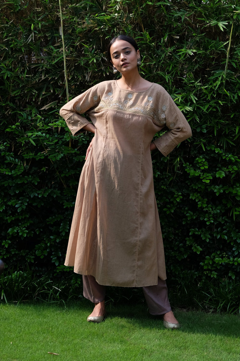 Grey Kali Tunic - shopraiman