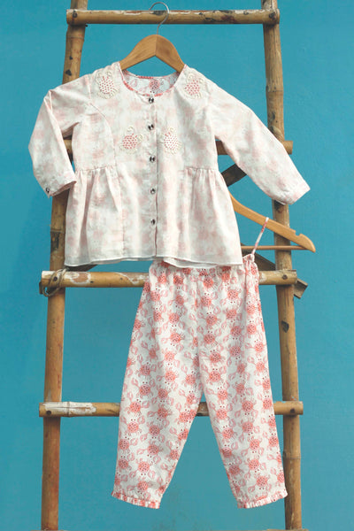 The Clever Crab Top and Pyjama - shopraiman