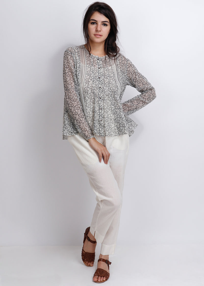 Lilac Kali Top - shopraiman